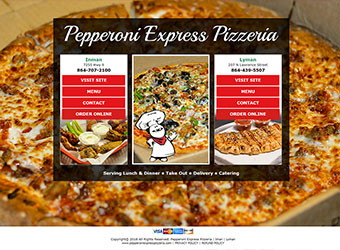Pepperoni Express